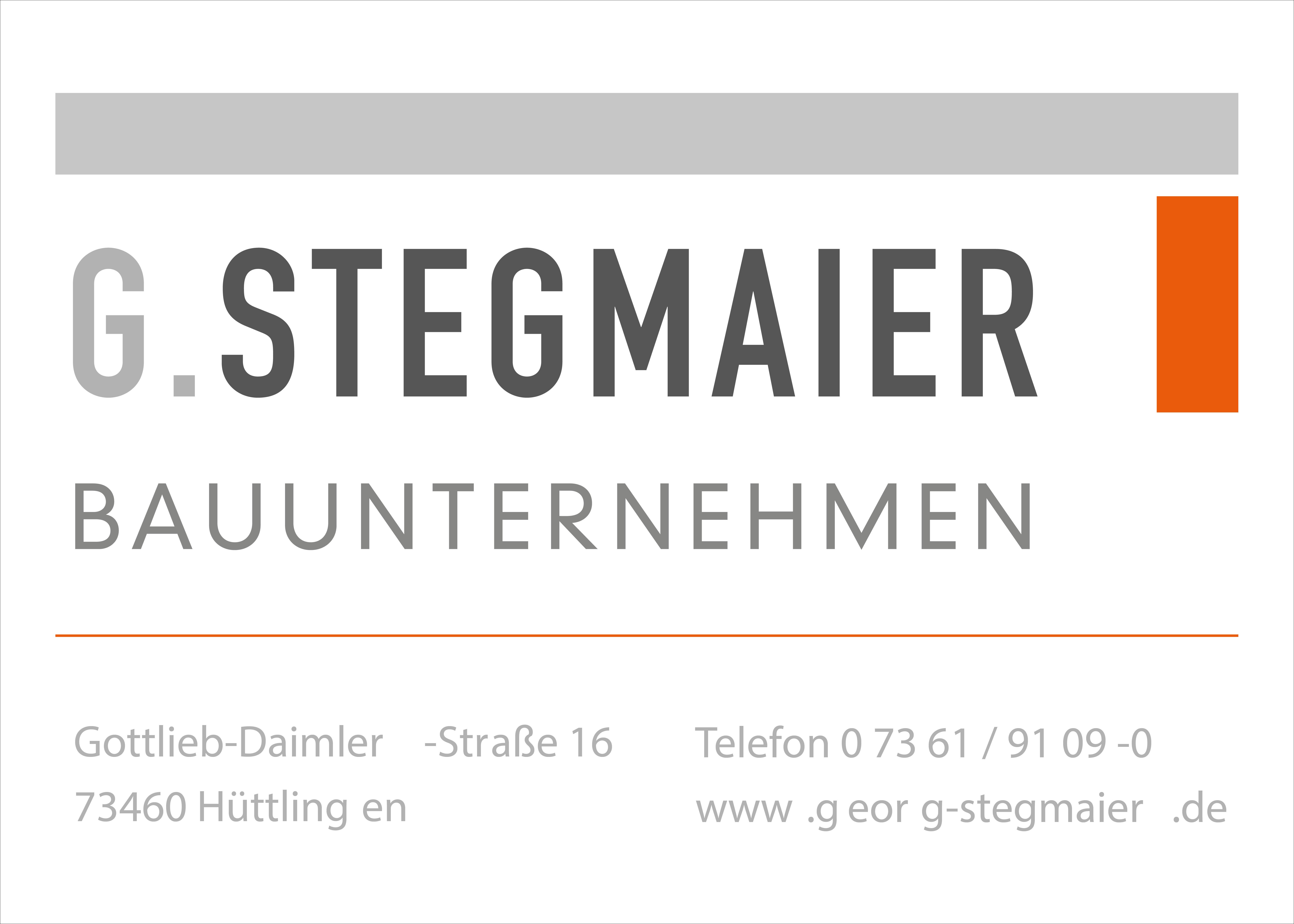 Stegmaier 1920